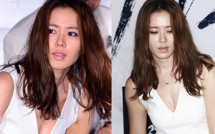 Son Ye Jin bị