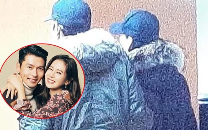 Sự thật về hình ảnh Hyun Bin - Son Ye Jin hẹn hò ở Pháp đang được fan chia sẻ