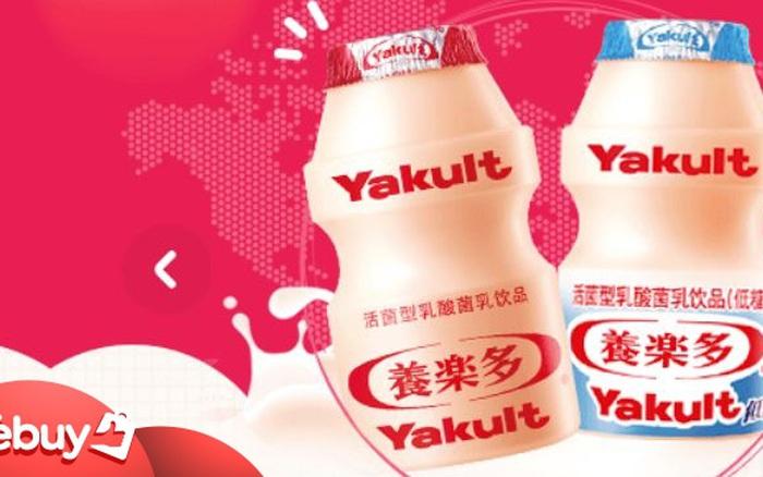 Có thể bạn chưa biết: Sữa chua Yakult ở Nhật Bản chỉ dành cho