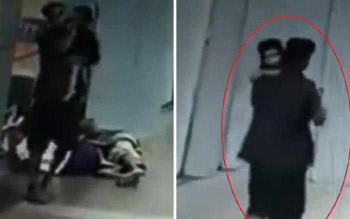 Ngủ quên ở nhà ga, mẹ giật mình phát hiện con gái biến mất, đoạn camera ghi lại hình ảnh cuối cùng của đứa trẻ bị đem đi khiến ai cũng ám ảnh