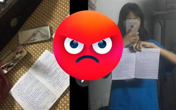 Mai có bài kiểm tra nhưng lại không kịp ghi bài, nhờ đứa bạn gửi tài liệu thì nhận ngay những tấm hình khiến ai xem xong cũng