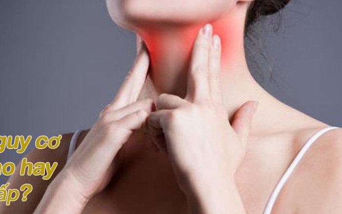 70% bệnh nhân mắc ung thư vòm họng phát hiện bệnh ở giai đoạn cuối: Test nhanh để biết bạn có nguy cơ bị ung thư vòm họng cao hay thấp?