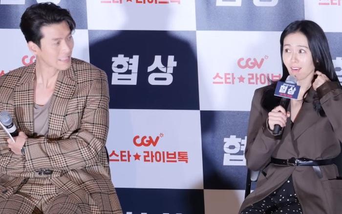 Hyun Bin đơ người khi bị người trong cuộc lấp lửng chuyện tình cảm với Son Ye Jin,