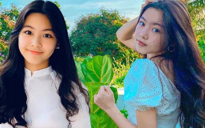 Con gái MC Quyền Linh 14 tuổi đã cao 1m70, bí quyết sở hữu chân dài miên man bây giờ mới được tiết lộ