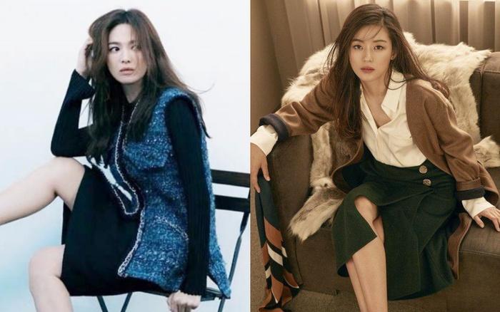 2 tường thành nhan sắc đối đầu: Song Hye Kyo thoát