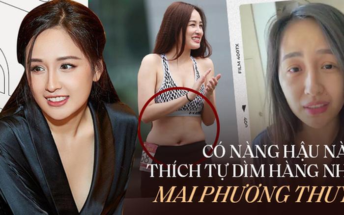 """Mai Phương Thúy hết makeup lem nhem lại diện toàn đồ phản chủ, Hoa hậu """"tự hủy"""" nhan sắc nhiều nhất Việt Nam là đây?"""