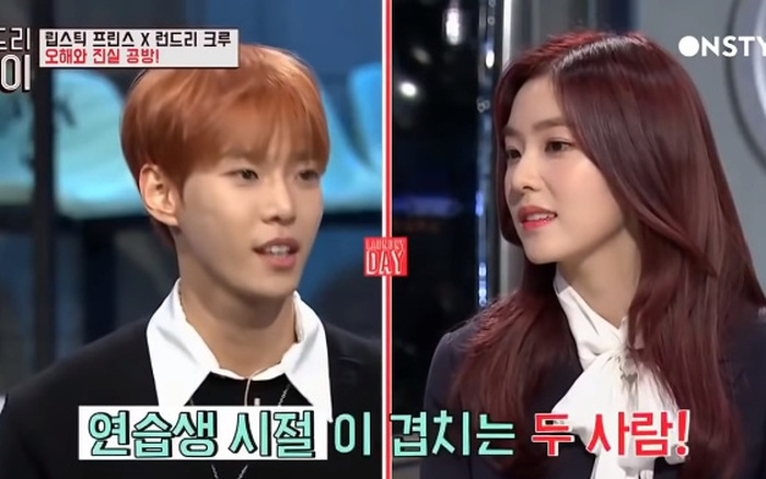 """Trước khi dính """"phốt"""" chấn động, Irene (Red Velvet) từng bị """"đàn em"""" NCT tố nhân cách tồi trên truyền hình"""