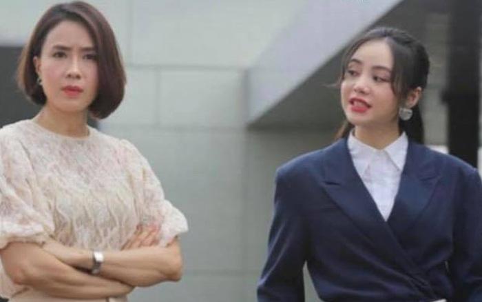 Lộ tạo hình chị em nhà giàu của Hồng Diễm - Quỳnh Kool trong phim mới đóng cùng Hồng Đăng, chị thì sang còn em thì...