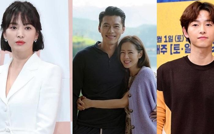 Son Ye Jin bị người trong giới tiết lộ gia thế giàu nứt vách, Song Joong Ki - Song Hye Kyo