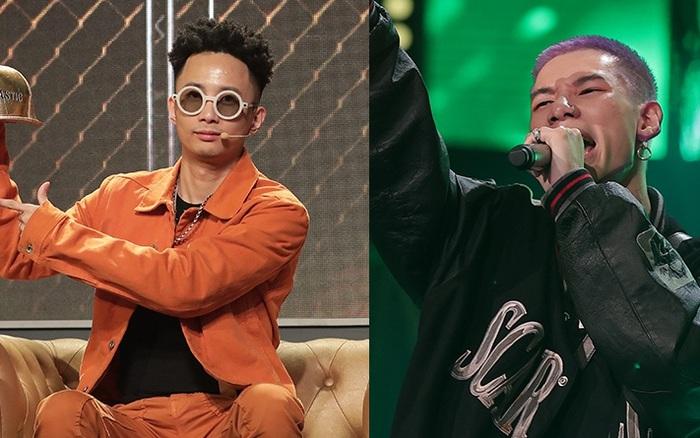 Rap Việt: Vừa gia nhập hội sợ vợ, Rhymastic hết lời khen ngợi MCK