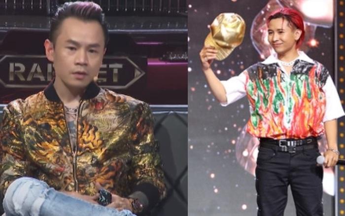 Rap Việt: Ricky Star bị réo tên