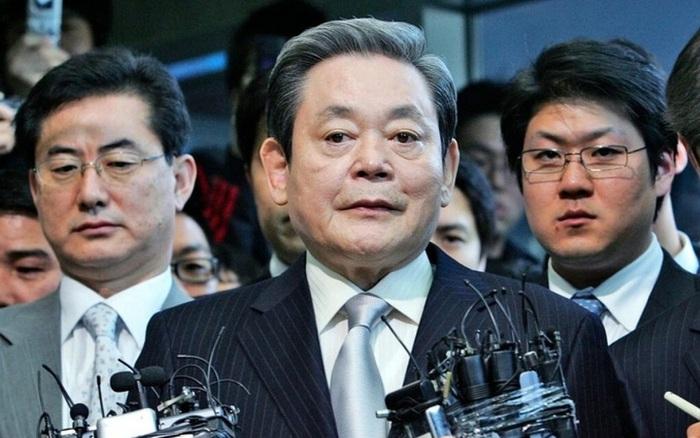 Chủ tịch tập đoàn Samsung qua đời: Tổng thống Hàn Quốc gửi hoa và thư chia buồn