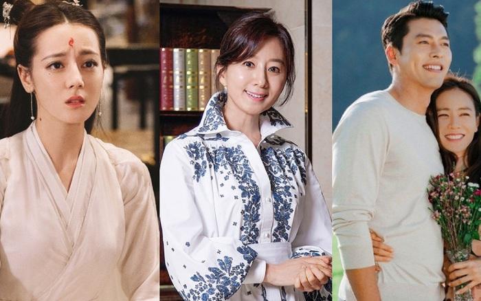 Kim Hee Ae vượt mặt Địch Lệ Nhiệt Ba giành giải Nữ diễn viên xuất sắc nhất, phim của Hyun Bin - Son Ye Jin lại