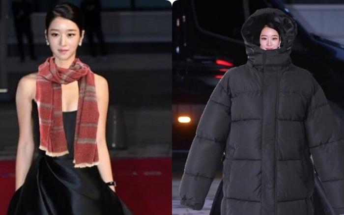 Sợ Seo Ye Ji khoe ngực khủng rồi cảm lạnh, dân tình có luôn loạt ảnh chế kín bưng cho nàng