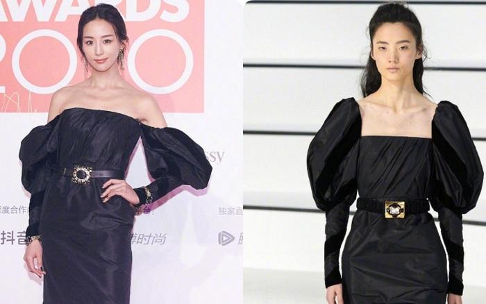 """Nàng """"Hải Lan"""" Như Ý Truyện: Diện đầm Chanel táo bạo đến mức ăn đứt cả mẫu quốc tế, nhưng chỉ vì 1% này mà mất đi sự hoàn hảo"""