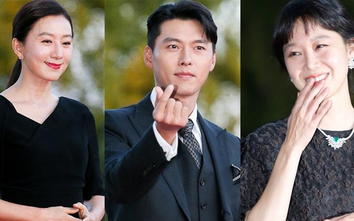 Thảm đỏ sự kiện hot nhất xứ Hàn hôm nay: Son Ye Jin vắng mặt - Hyun Bin một mình lẻ bóng, bà cả của