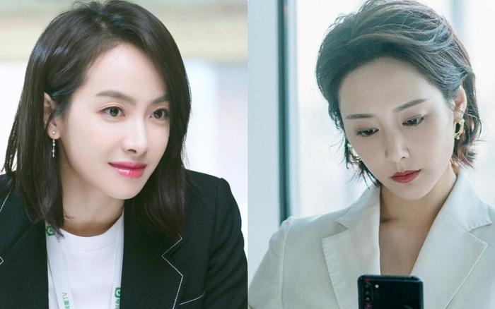 Vướng ồn ào tại lễ trao giải Kim Ưng, Tống Thiến vẫn khoe nhan sắc, còn đóng phim với mỹ nữ bị ghét nhất