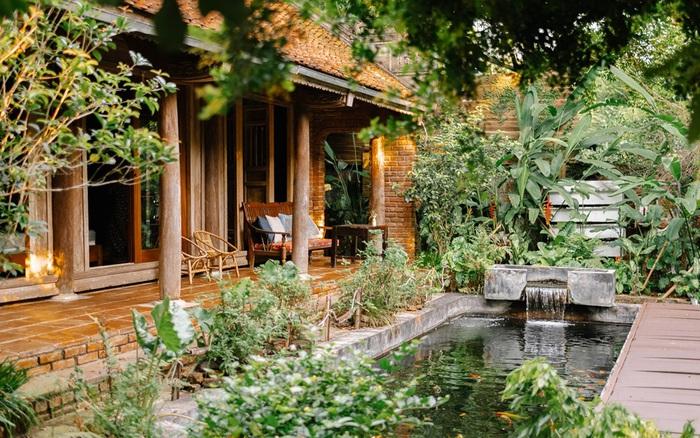 Cải tạo không gian rêu phong thành nhà vườn gói ghém những bình yên của người phụ nữ Hà Thành