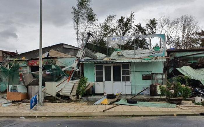 Con số kinh hoàng về thiệt hại do bão số 9 và mưa lũ tại các tỉnh miền Trung - Tây Nguyên