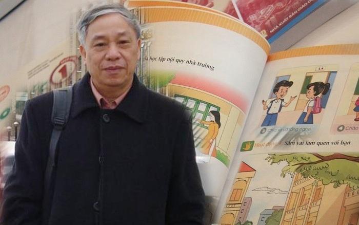 Trước ý kiến về SGK lớp 1 quá nặng và nhanh, GS Hà Huy Khoái đưa ra quan điểm về chuyện