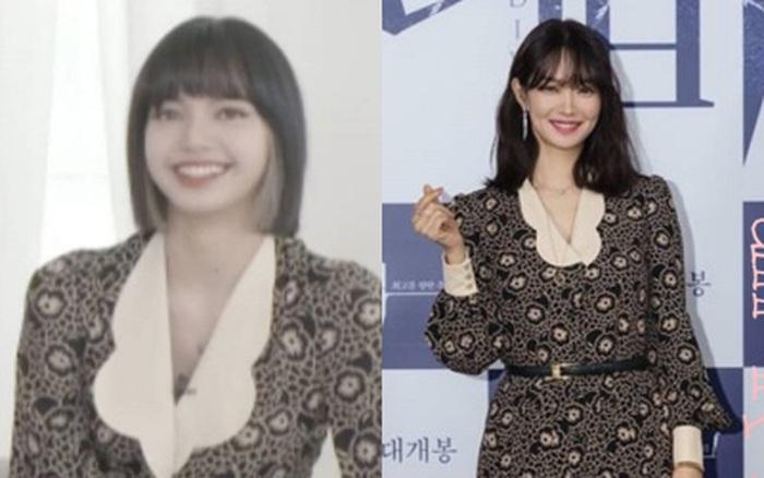 Cùng diện đầm Celine: Shin Min Ah sửa cổ áo nhưng cao tay nhất phải là Lisa (BLACKPINK)