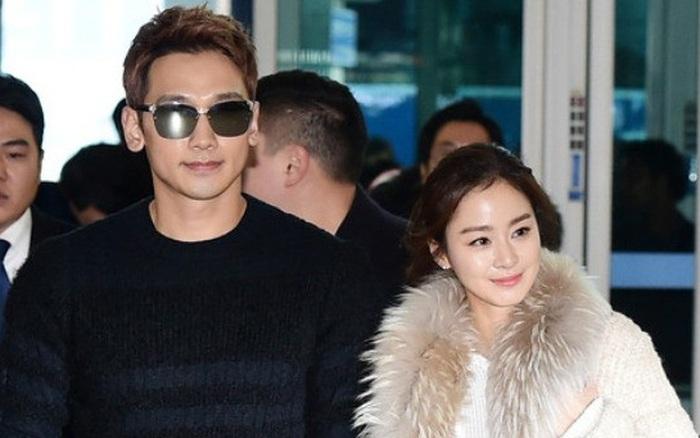 No.1 hot search Naver: Vợ chồng Kim Tae Hee - Bi Rain vượt mặt cả Kwon Sang Woo và Song Hye Kyo vì điều này