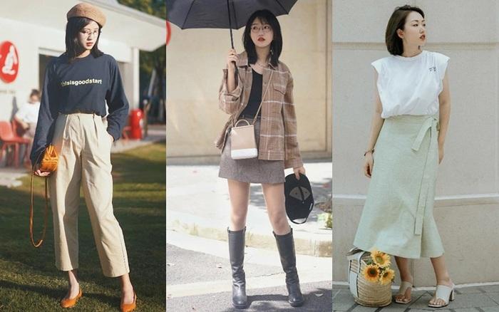 Nàng blogger cuối cùng đã tìm ra bí kíp mặc đẹp mà không tốn kém, tất cả là nhờ việc
