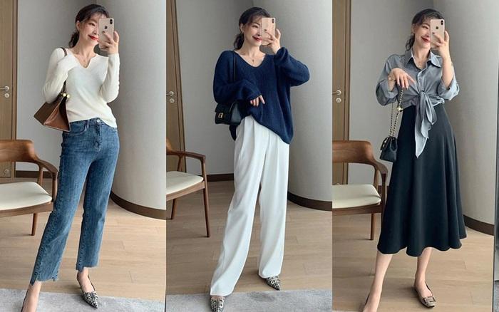 Nàng blogger lên đồ mặc đẹp cả tuần tới công sở mà không cần suy nghĩ nhờ cách mix với toàn item cơ bản