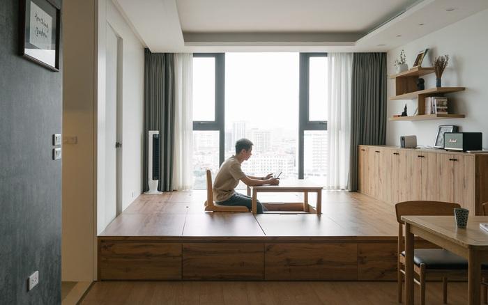 Sau 27 ngày cải tạo, chàng trai không nhận ra căn hộ 90m² của mình vì góc nào cũng xinh ở Giảng Võ, Hà Nội