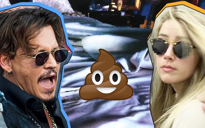 """Cuộc hôn nhân tan hoang của Johnny Depp và Amber Heard: Khi """"giọt nước tràn ly"""" thực chất lại là """"đống chất thải vĩ đại bốc mùi"""" trên giường ngủ"""
