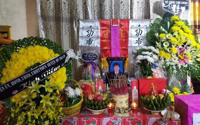 Quảng Bình: Chủ tịch xã qua đời vì nhiễm trùng nặng sau thời gian cứu nạn người dân trong mưa lũ