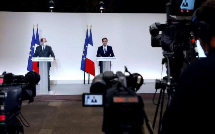 Pháp giữ nguyên quy định phong tỏa toàn quốc đến đầu tháng 12