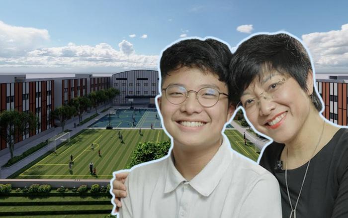 Tiết lộ mức học phí ngôi trường con trai Thảo Vân, Công Lý đang theo học: Mức giá được nhận xét