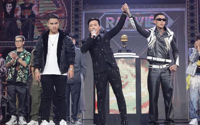 Chung kết Rap Việt lập kỷ lục YouTube thế giới, liền