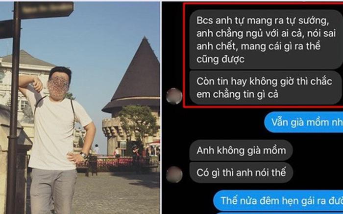 Chàng trai 31 tuổi bị vợ sắp cưới bắt quả tang gạ tình gái lạ, nhưng lý do anh chàng lén dùng hàng chục chiếc bao cao su mới kinh khủng