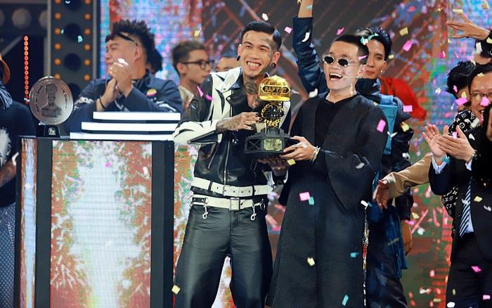 Rap Việt: Tranh cãi chuyện Dế Choắt giành Quán quân, khán giả đòi kiểm tra lại số vote để giành lại công bằng cho G.Ducky