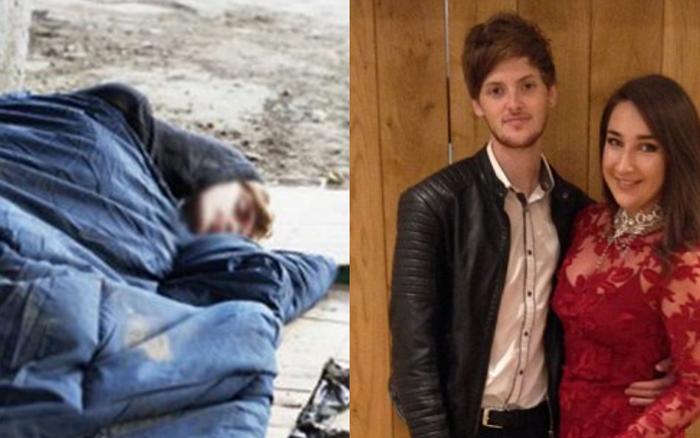 Người đàn ông vô gia cư nhường chăn và áo khoác cho cặp đôi đang co ro ở ga tàu và 5 ngày sau, cuộc đời anh thay đổi hoàn toàn