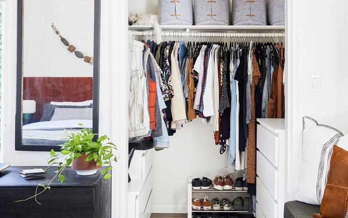 14 sản phẩm gợi ý cho cô nàng hô biến tủ quần áo chật chội thành không gian rộng rãi, đựng được