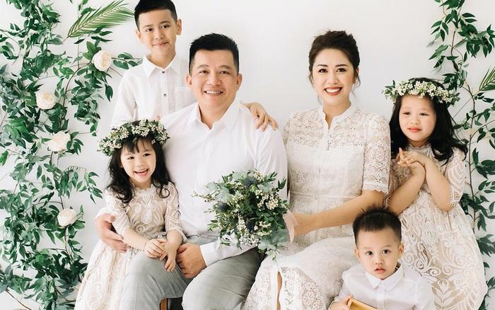 Mẹ Sài Gòn 8 năm sinh mổ 4 lần, nhìn đàn con chút chít đáng yêu ai cũng thích nhưng ngó nhan sắc của mẹ còn ngỡ ngàng hơn