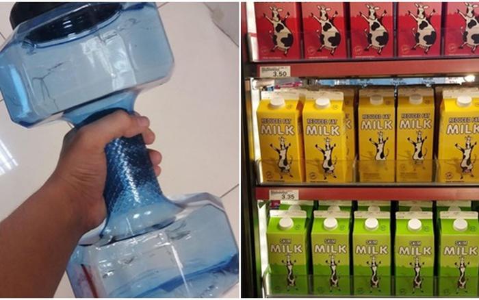 14 sản phẩm xuất hiện trên kệ hàng siêu thị có thiết kế