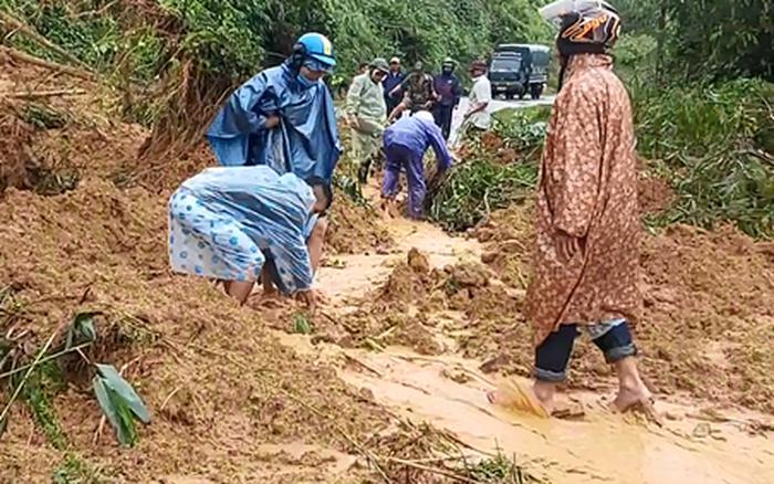 Tìm thấy thi thể nạn nhân vụ sạt lở đất kinh hoàng ở Bắc Trà My