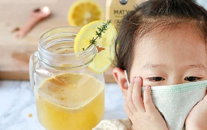 Tự làm siro từ quả dứa giúp trị ho cho trẻ tại nhà mà không cần uống thuốc