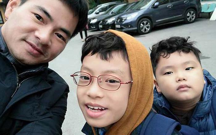 Xuất hiện trên sóng truyền hình, con trai Xuân Bắc nói đúng 1 câu mà khiến mọi người rào rào vỗ tay: Thông minh, đúng là con Nam Tào!