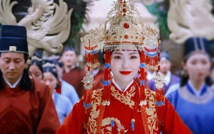 Yến Vân Đài: Lộ kết phim cực sốc, Đường Yên tái giá sau khi chồng chết, làm cô dâu lần 2 còn đẹp hơn lần đầu
