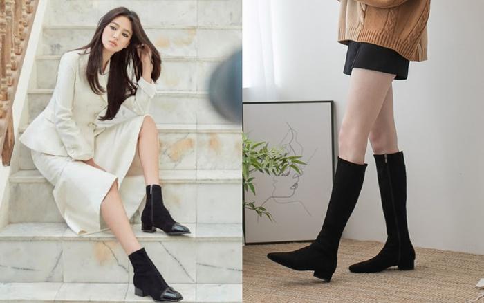 4 kiểu boots