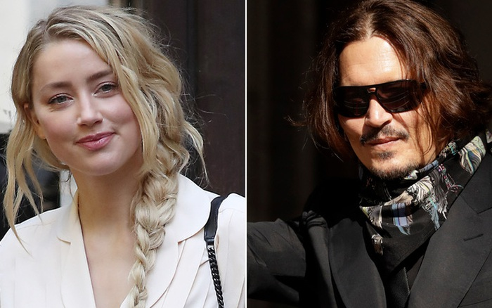 Kiên quyết phủ nhận bạo hành vợ cũ nhưng Johnny Depp vẫn thua kiện