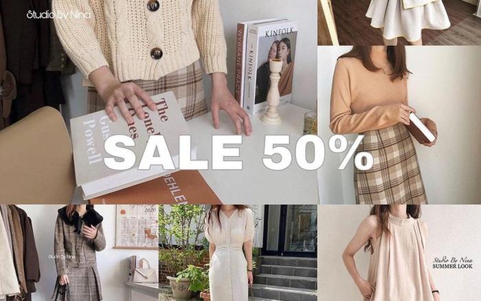 """Các shop quần áo rần rần sale """"sốc"""" Black Friday: Sắm đồ đẹp với giá giảm đến 70% ngay từ bây giờ"""
