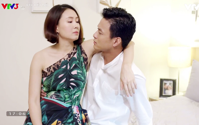 Hồng Đăng - Hồng Diễm lộ cảnh ôm ấp trên giường, yêu nhau ngay từ đầu trong phim mới khiến fan phấn khích
