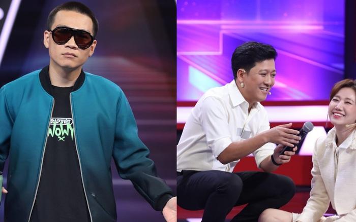 Ăn theo trend Rap Việt, Trường Giang đọc Rap trước mặt thầy trò Wowy