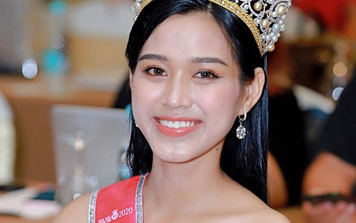 Đăng quang Hoa hậu chưa đầy 12 tiếng, Tân Hoa hậu Đỗ Thị Hà đã bị soi lỗi mà nhiều người đẹp vẫn hay mắc phải